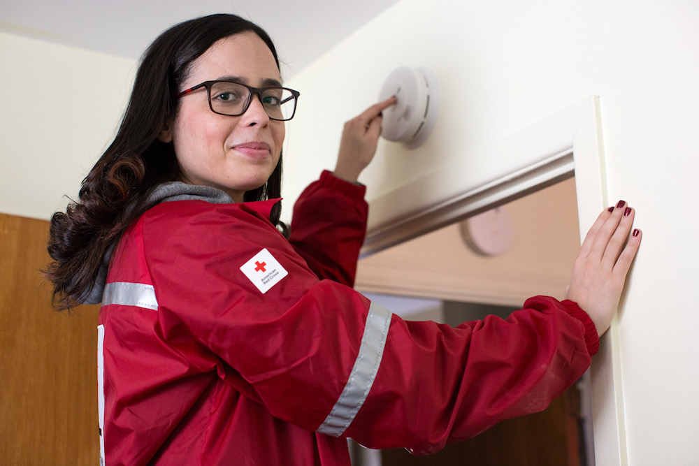 Help The Red Cross Prevent In-Home Fires In Your Nabe
