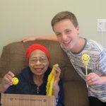 How Teen Volunteers Are Making Seniors in Nursing Homes Smile