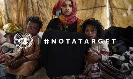 Upload A Selfie Right Now To Take A Stand For #NotATarget